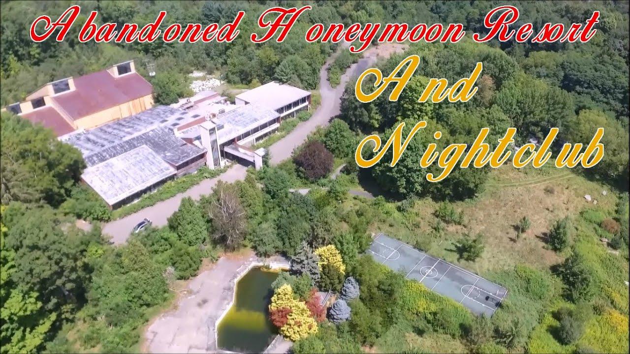 ABANDONED Poconos Resort - The Summit - YouTube