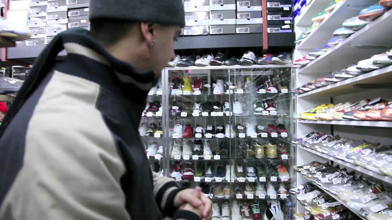shoe stores air jordan