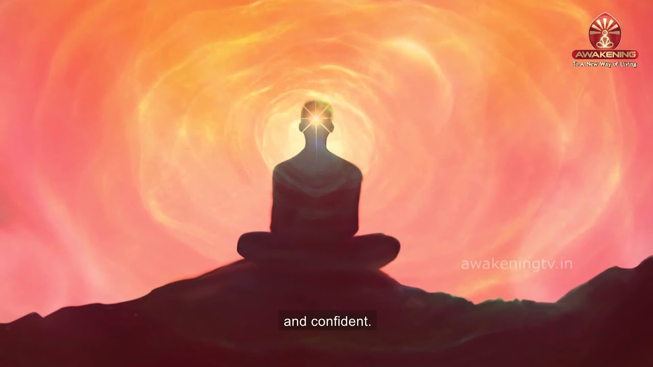 9 Minutes Meditation   BK Shivani   Subtitles English ...