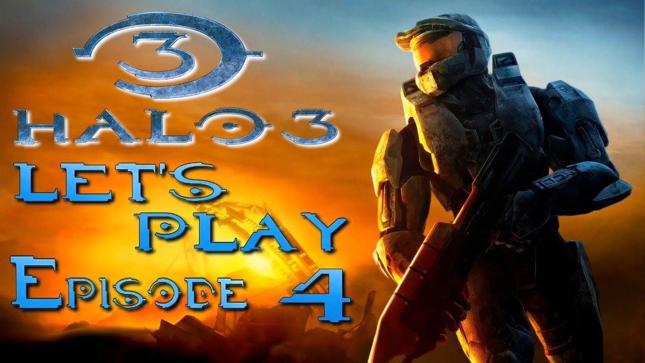 Let's Play Halo 3 : Découvrons enfin l'Arche ! [#4]