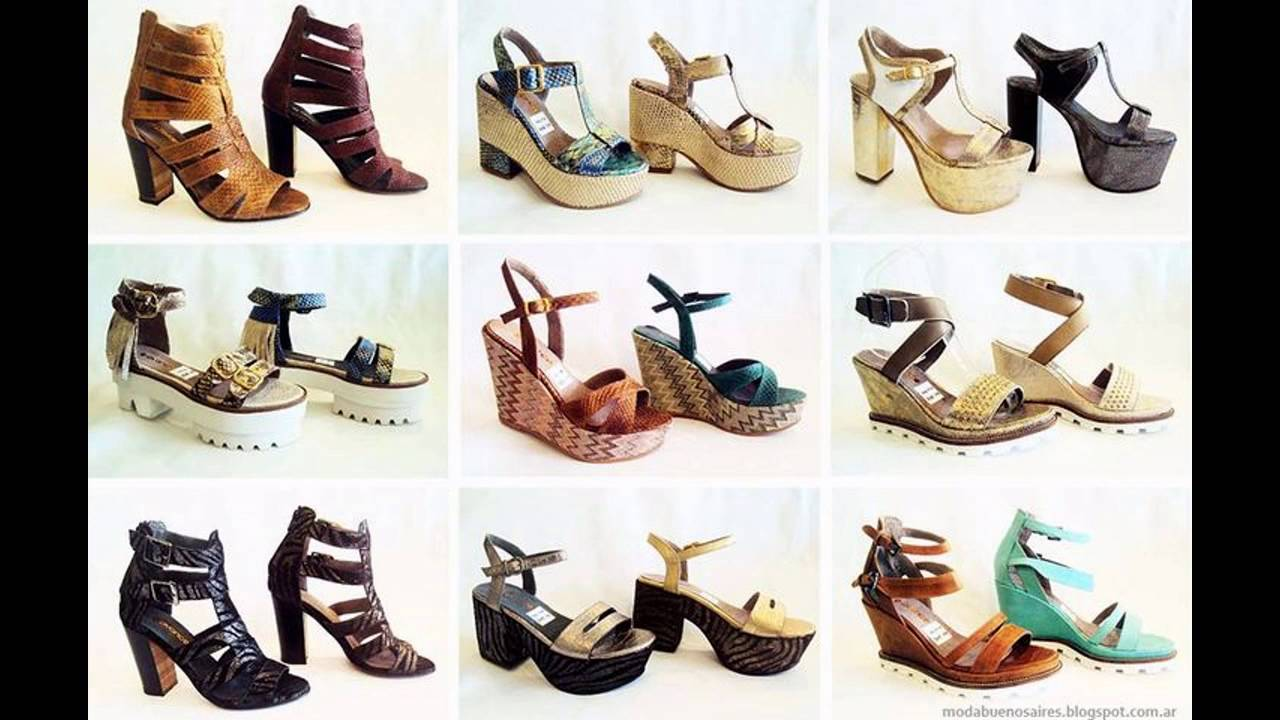 las ltimas tendencias en moda zapatos de moda the latest fashion trends fashion shoes youtube