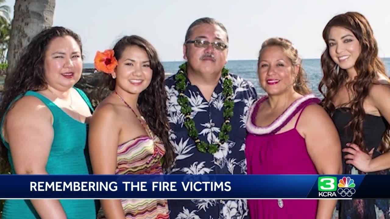 dive boat fire victims