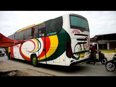 Arus Balik H+5 Didominasi Bus Pariwisata Desiana Dan Track Menuju Jakarta Dan Sekitarnya