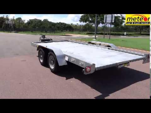 Meteor Car Truck Rental Car Carrier Youtube