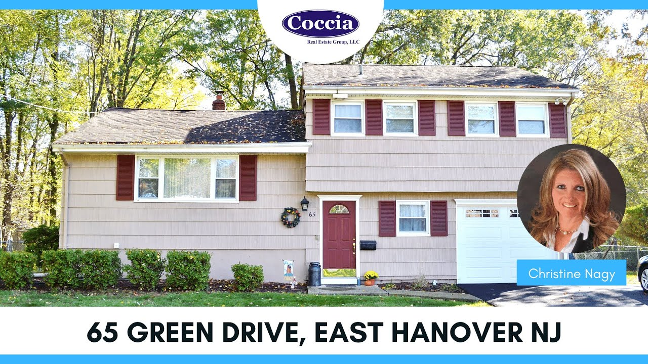 65 Green Drive | Homes for Sale East Hanover NJ | Morris County