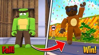 BRUNO DEFEATS TINY TURTLE!!! - Roblox TurmSchlachten
