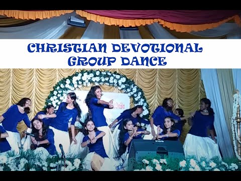 christian devotional dance- mazhayilum veyililum kandu... shreya ghooshal..