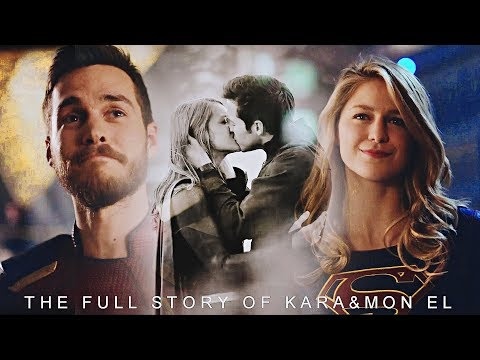 ► The Full Story of Kara & Mon El [2x01 -3x23]