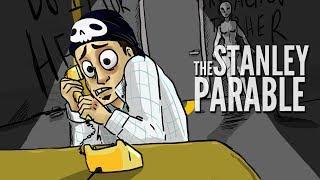 ПРИТЧА О СТЕНЛИ ► The Stanley Parable |1| Русская озвучка. Прохождение