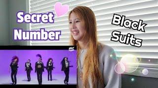 Download lagu SECRET NUMBER - Got That Boom (수트댄) SUIT DANCE | Performance (Reaction Video)