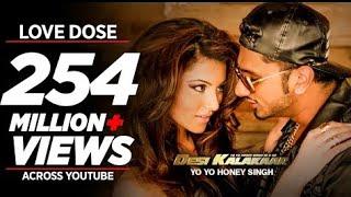 Eid Special LOVE DOSE 2020    Full Audio Song    Yo Yo Honey Singh    Urvashi Rautela    Desi Kalaka