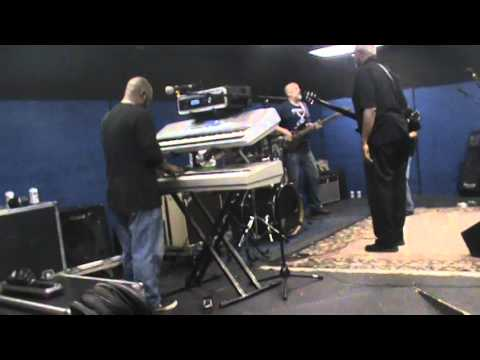 Zac Harmon & Band at Universal Rehearsal 2016