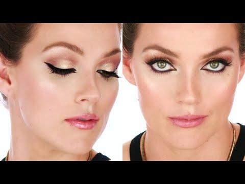 Arabic Makeup for Beginners by American Makeup Artist (Tutorial) مكياج خبيرة تجميل أمريكية