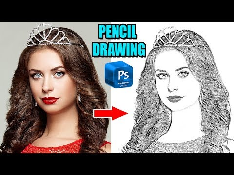 how-to-transform-a-image-into-pencil-drawing-using-photoshop-cs6
