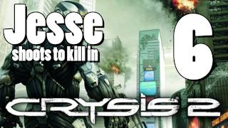 Crysis 2 - Part 6: NOW THIS IS POD RACING! (1080p and directX 11)