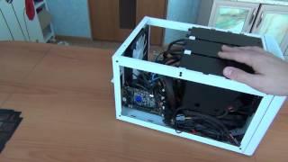 [NAS] Самодельный корпус для домашнего сервера. 1-
