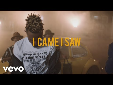 Смотреть клип Kwesta Ft. Rick Ross - I Came I Saw
