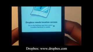HOW TO: Install & Setup Dropbox on iOS