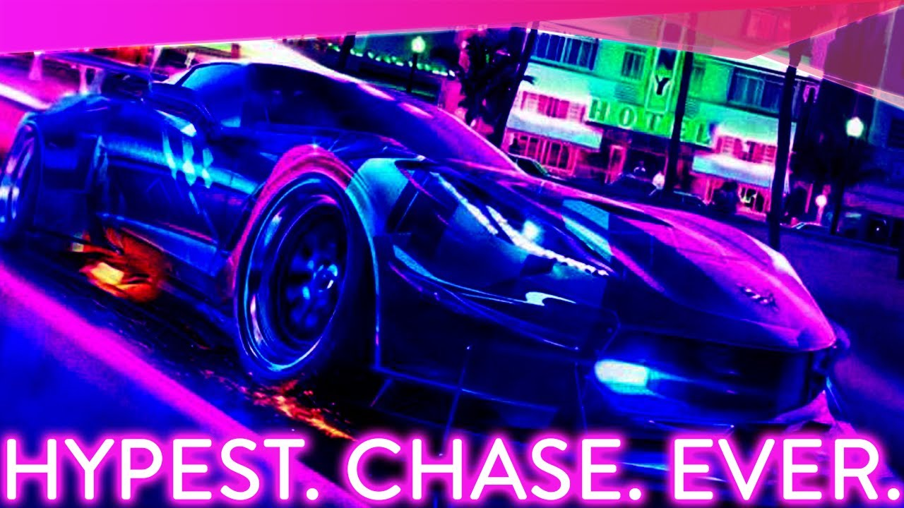 INSANE COP CHASE! - NEED FOR SPEED HEAT | MTTT Highlights
