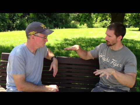 Interview with Sikorsky Prize winner Todd Reichert  Part 2