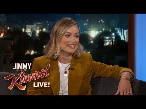 Olivia Wilde's Fiancé Jason Sudeikis Can't Smell