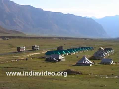 Camps at Sarchu