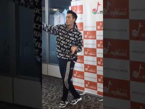 【myMusic獨家】周湯豪舞蹈教室!