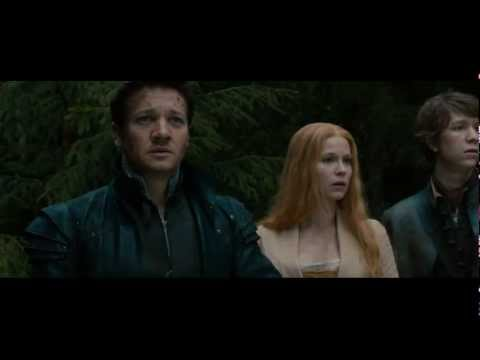 "Hansel & Gretel: Witch Hunters ""Don't Eat the Candy"" Clip Official [1080 HD]"