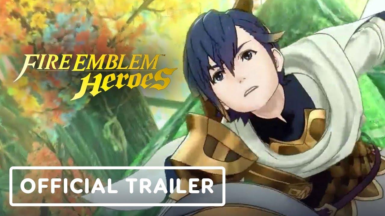 Fire Emblem Heroes: Book IV - Trailer cinematográfico oficial + vídeo
