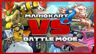 Mario Kart 8 - Battle Mode