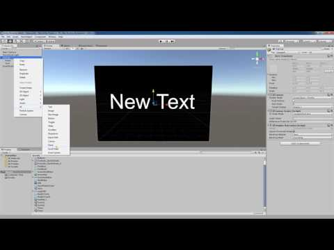 Unity 5 Tutorial: Ordering and Rendering of Canvas Elements