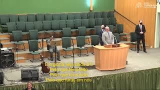 24/01/2021 - Culto 19h - Rev. Juarez Marcondes Filho #LIVE