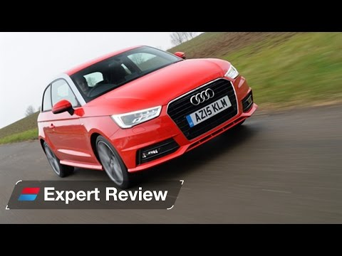 Audi A1 car review