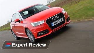 audi a1 car review