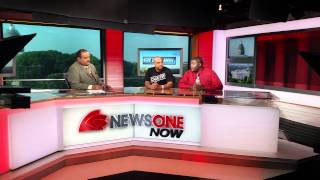 NewsOne Now with Roland Martin interview Rob Howze