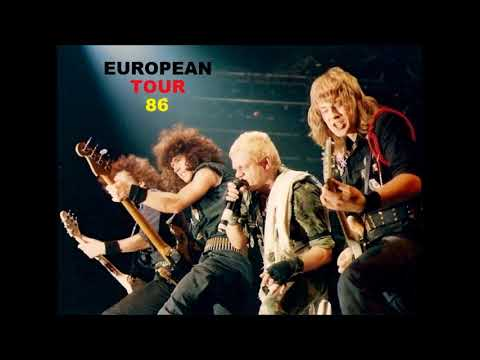Accept - 17 - Fast as shark (Stockholm - 1986)