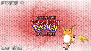 "Roblox Project Pokemon Nuzlocke Challenge - #4 ""3rd Gym!"" - Commentary"