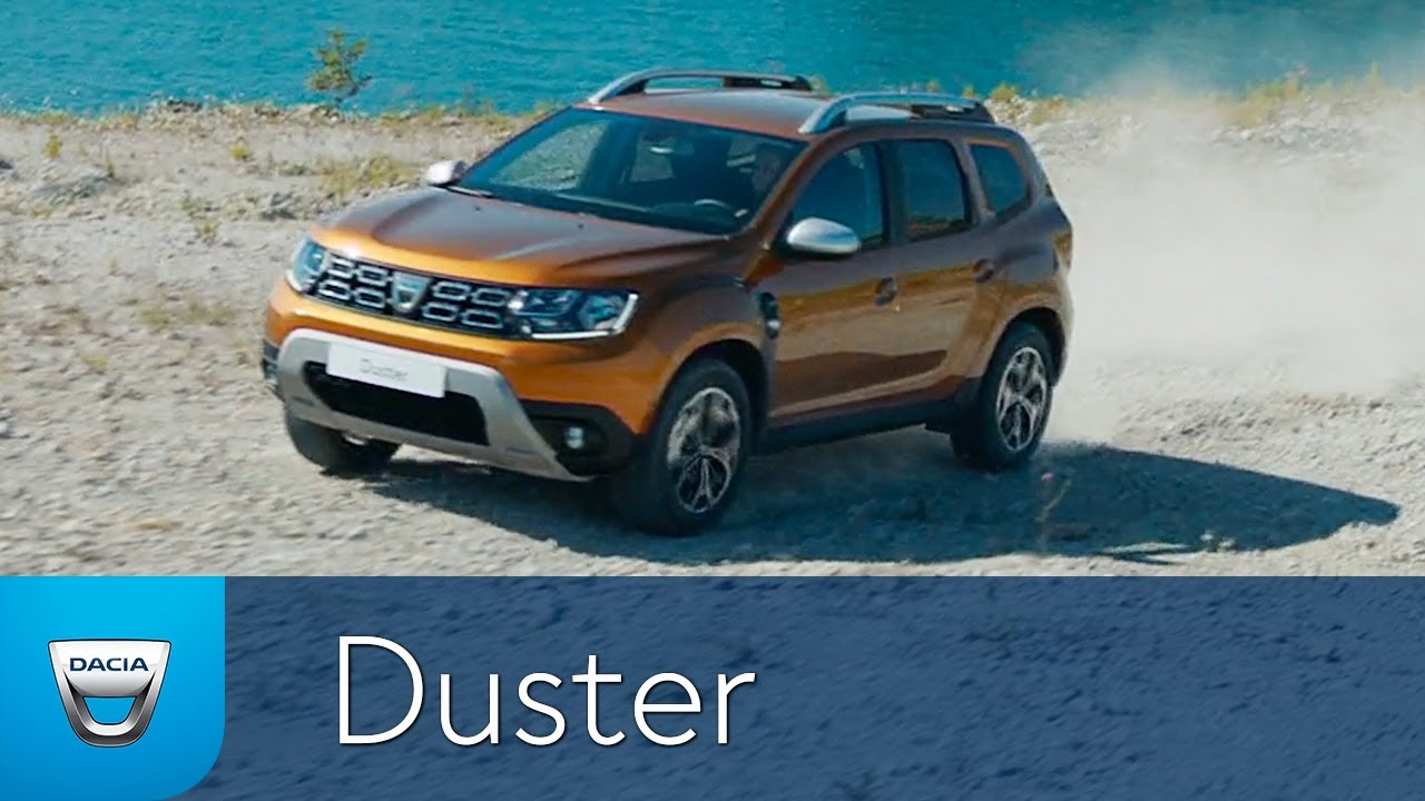 Dacia DUSTER review 9 : coffre et dimensions - YouTube