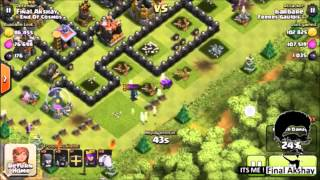 Clash Of Clans Best pushing th9 setup