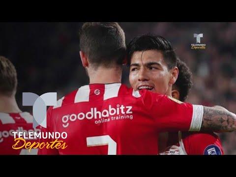 Gutiérrez busca superar a Romario y Ronaldo   Más Fútbol   Telemundo Deportes