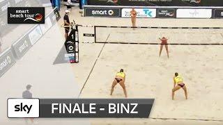 Binz: Das Frauen-Finale in voller Länge | smart beach tour 2016