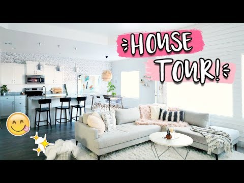 HOUSE TOUR 2018!!! | Aspyn Ovard