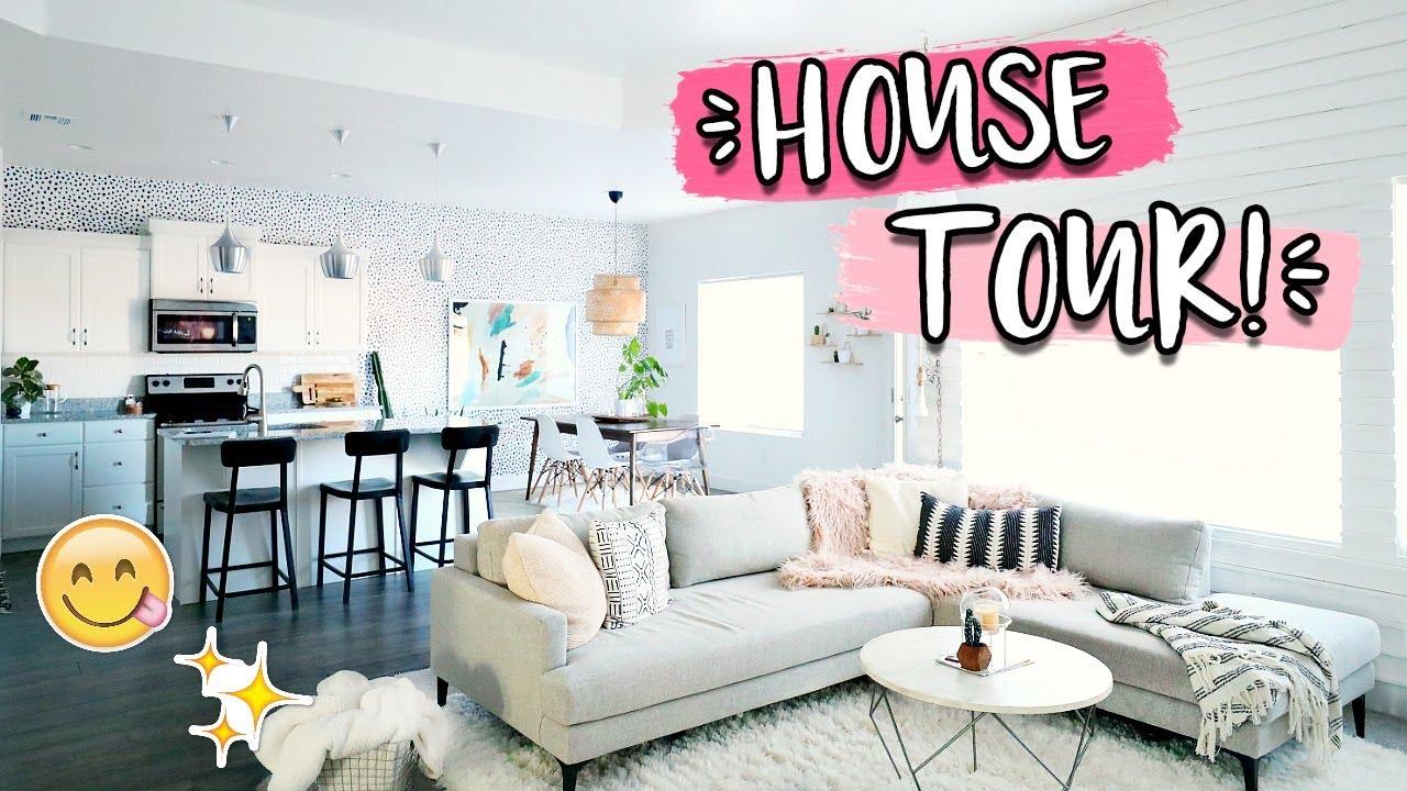 HOUSE TOUR 2018 Aspyn Ovard HOUSE