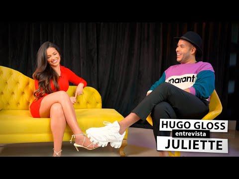 Hugo Gloss entrevista Juliette do BBB - 2021