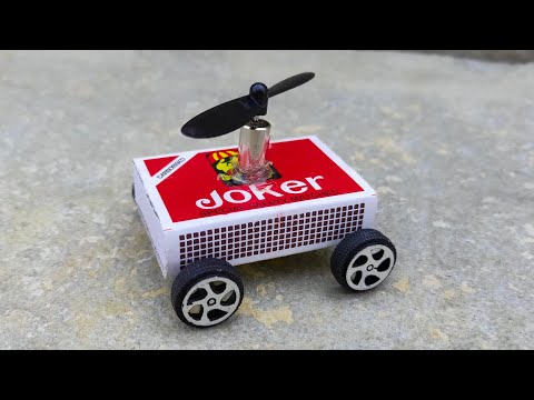How To Make Helicopter Car Matchbox Helicopter car Toy Diy