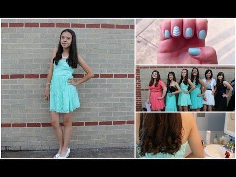 getting-ready:-8th-grade-graduation/prom-♡