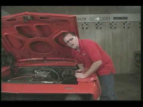 hook up carburetor