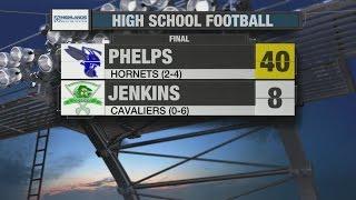 HIGHLIGHTS: Phelps v Jenkins