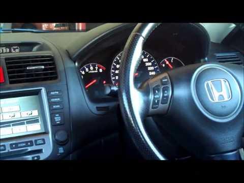 2006 Honda Accord Euro Luxury Full Video Walkaround By Berwick Mitsubishi