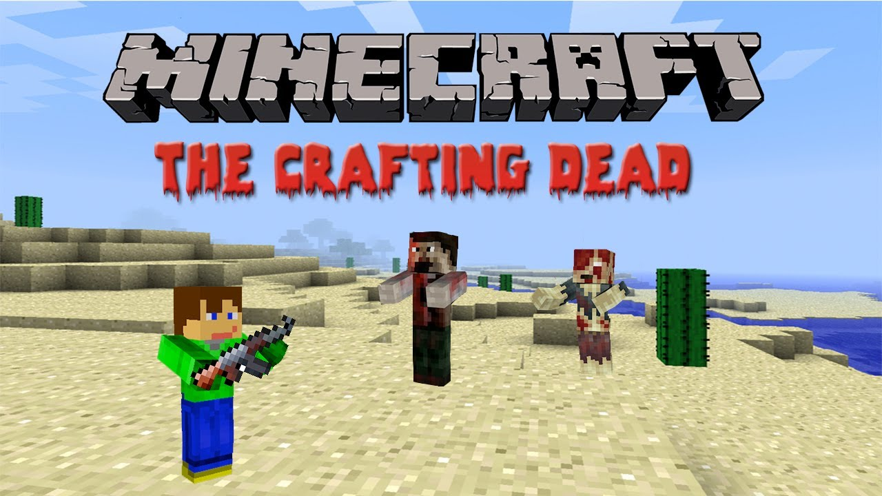 the crafting dead mod minecraft mod let s play the crafting dead episode 1 5576